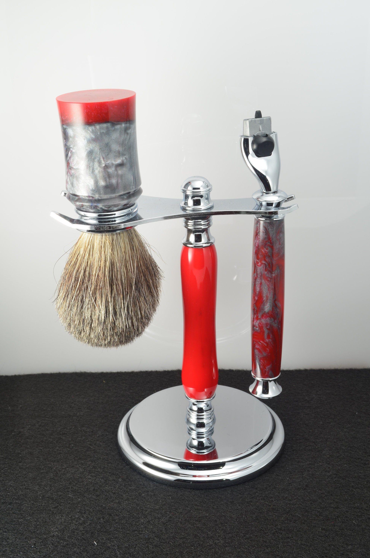 Shaving Set, Shaving Kit, Safety Razor, Shave Brush, Men's