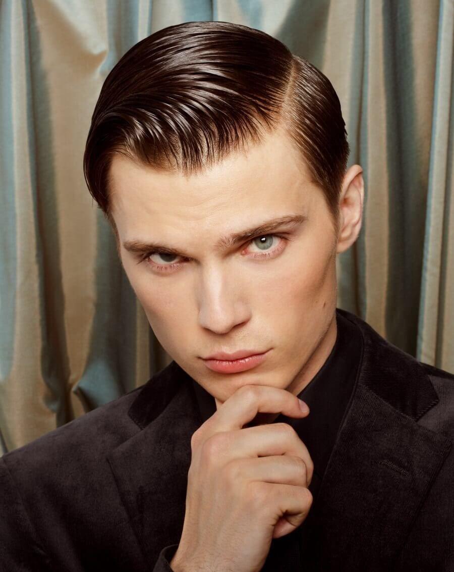 25 excellent retro hairstyles for men | chicago | retro