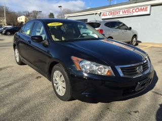 2008 Honda Accord LX for Sale in Marlborough, MA | $10,877