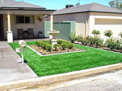 Small yard landscape designs