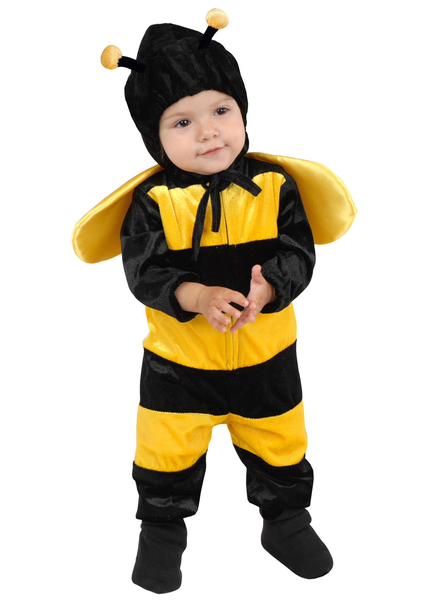 Brand New Bumble Bee Insect Buzzin/' Around Child Halloween Costume