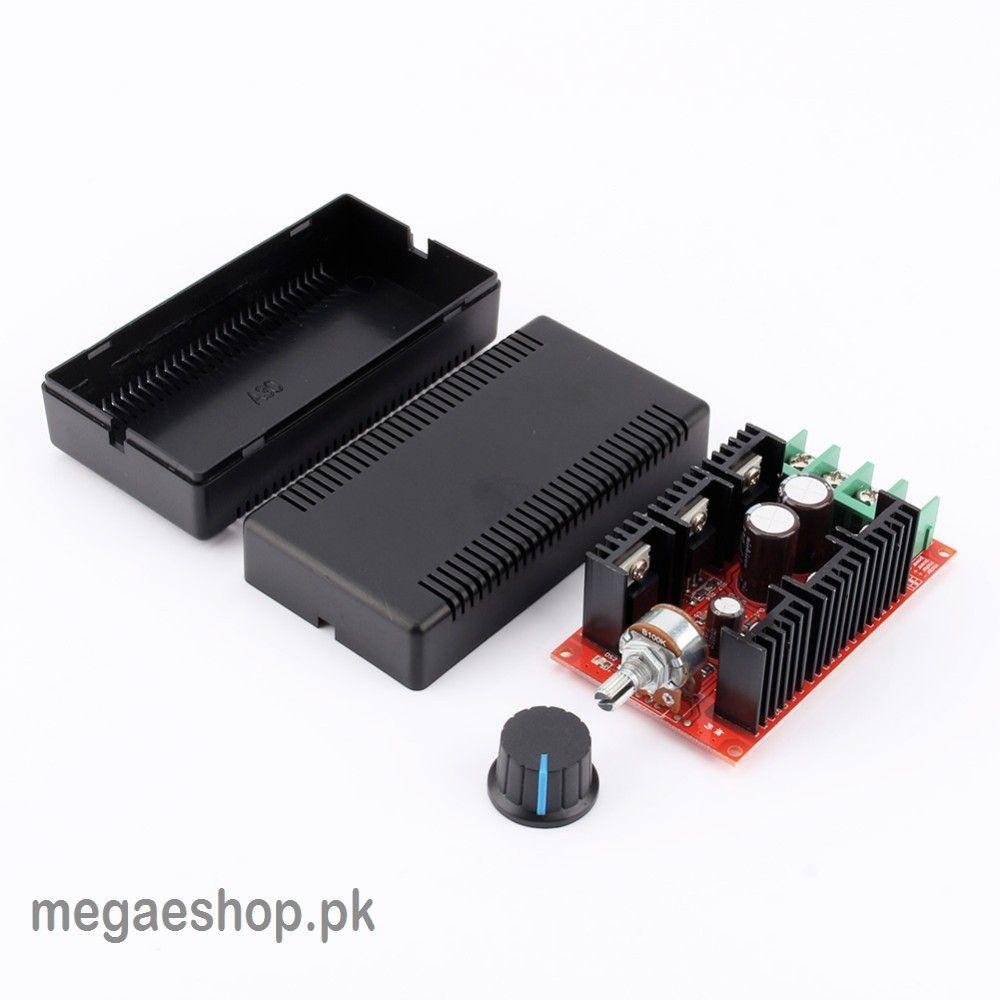 12V 24V 48V 10-50V 40A DC Motor Speed Control PWM HHO RC Controller ...