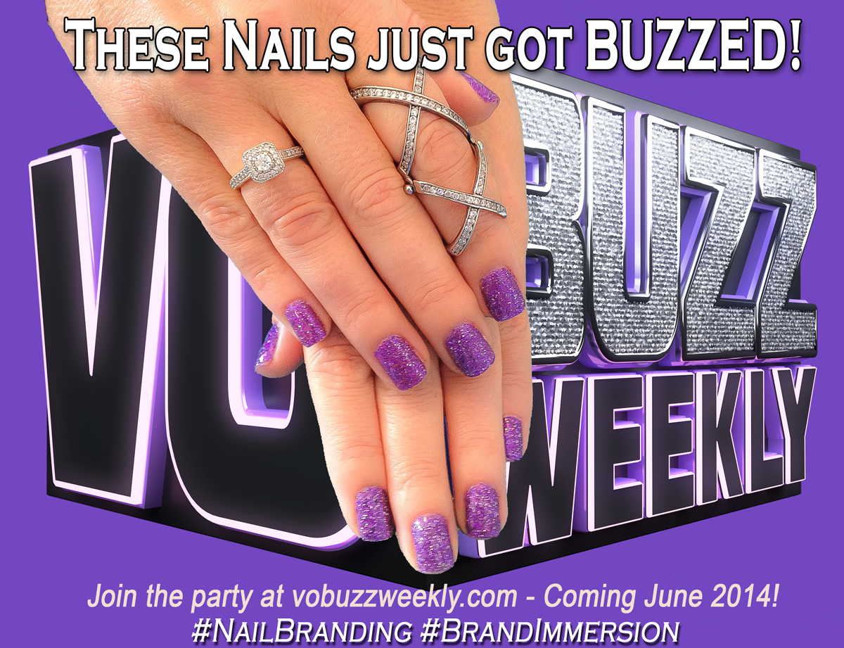 Coming in June 2014 at vobuzzweekly.com!  Join the party with Chuck and Stacey and get BUZZED with Anne Ganguzza!