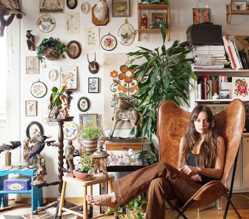 Monki fashion interview nor toma wohnzimmer wohnen und for Wohnzimmer orientalischer stil