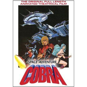 Space Adventure Cobra The Movie Can T Wait To Finally Own A Legit Copy Of This Classic Space Adventure Cobra Anime Films Cartoon