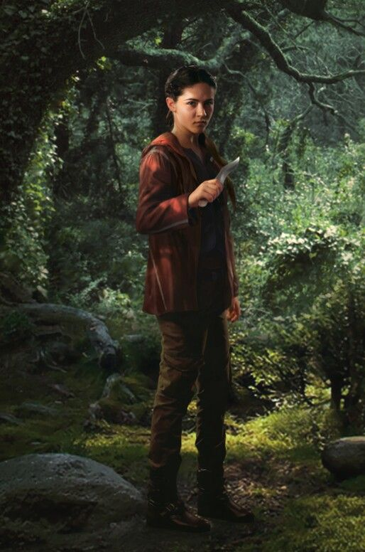 I am Clove. I come from District 2 and I am a tribute in ...