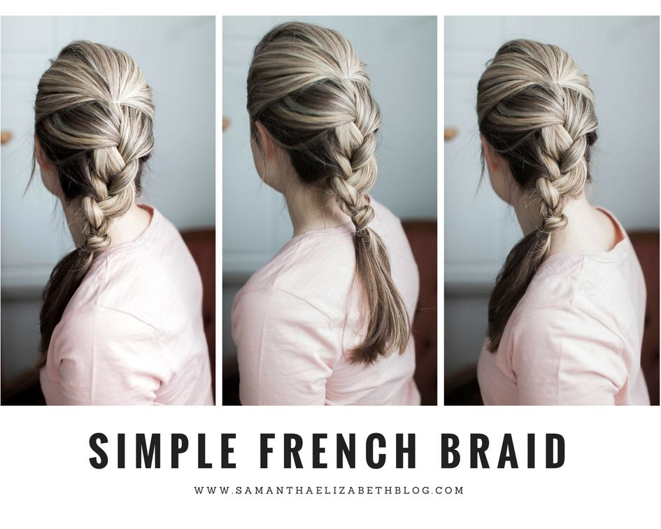 2 Minute Hairstyles Simple 2 Minute Hairstyles  Hair  Pinterest  Hair Inspo And Blondes