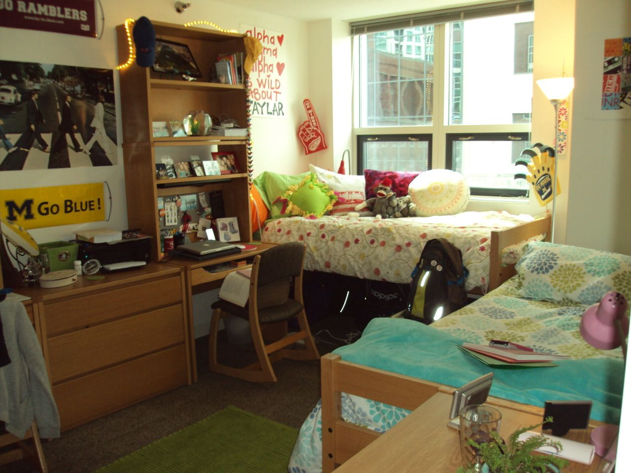 Loyola University Chicago Baumhart Hall Cool Dorm Rooms Dorm