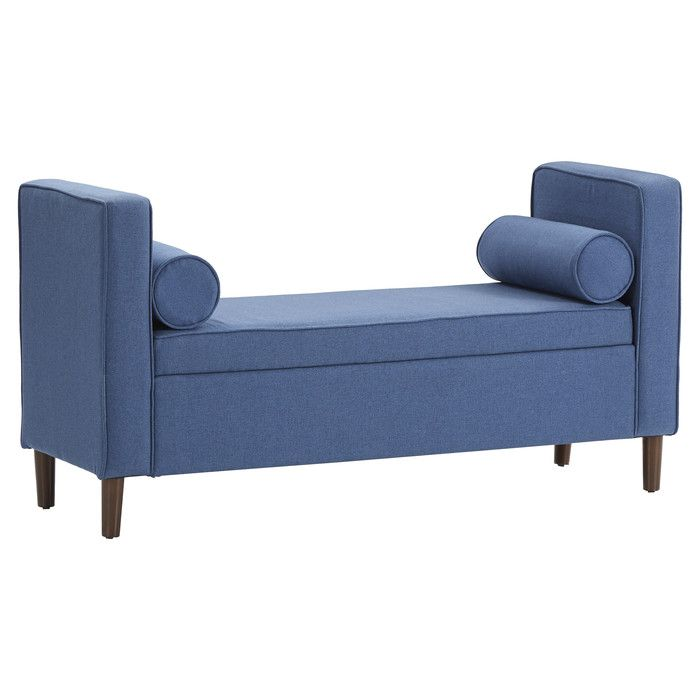 Magnificent Telesphorus Upholstered Storage Bench Home Sweet Home Caraccident5 Cool Chair Designs And Ideas Caraccident5Info