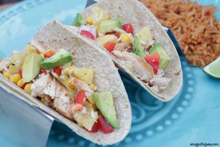 Grilled Pineapple Chicken Tacos A Cup Full of Sass Pineapple Chicken Tacos  A Cup Full of Sass, bbq chicken and pineapple tacos, Lime Chicken Tacos with Grilled Pineapple Salsa  The Chunky Chef.Read More About This Recipe  Click here