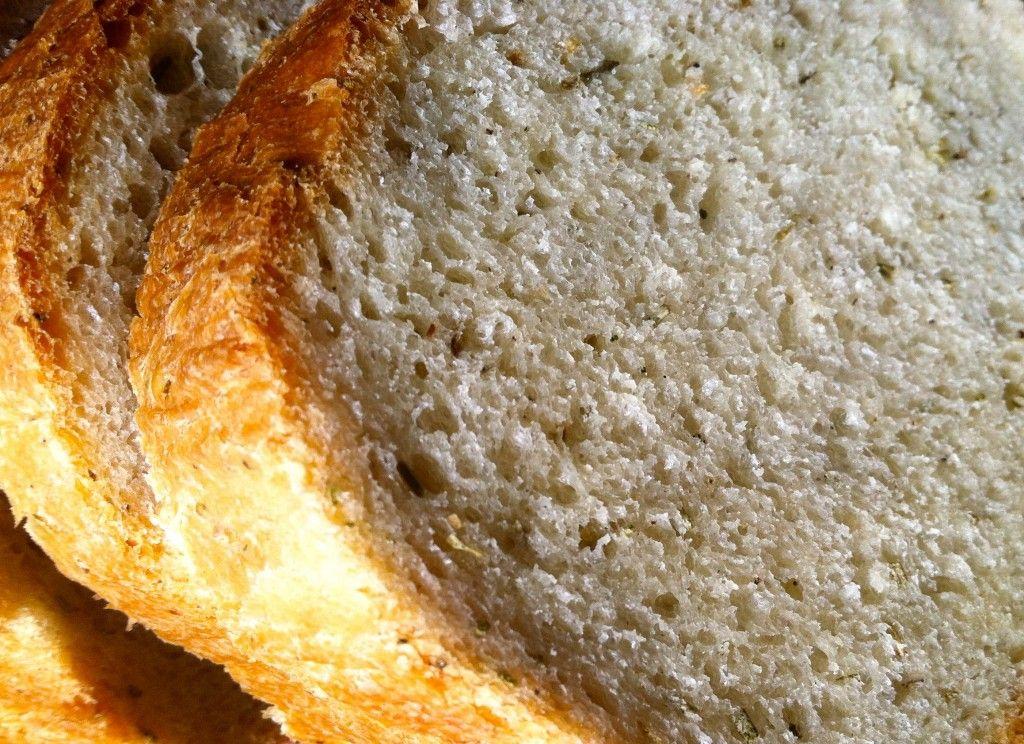 Rosemary Bread Bread Machine Recipe