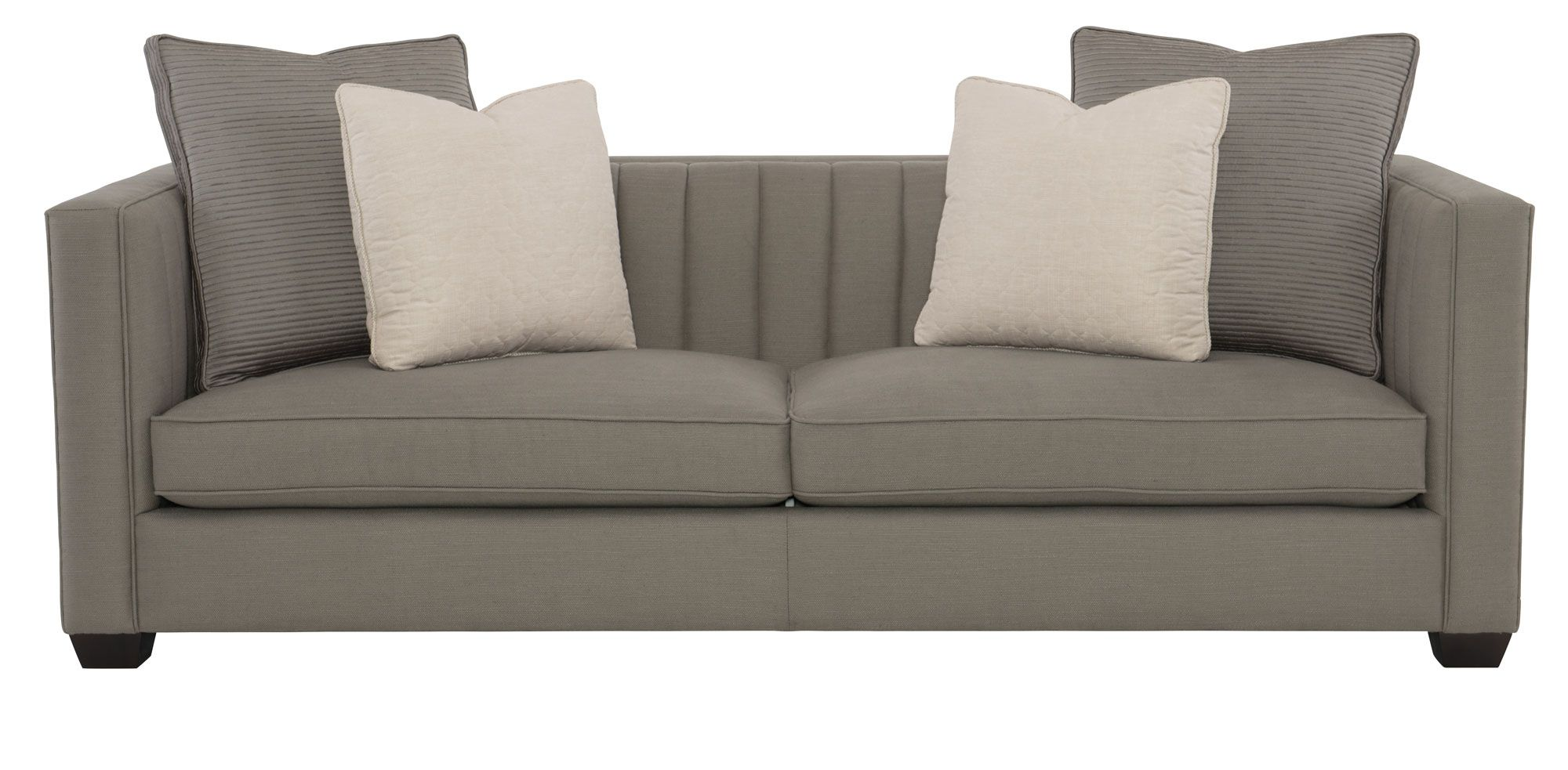 Sofa Style Arm slope tight base no skirt