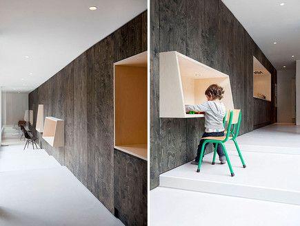 שולחנות קיר (צילום atelier van wenderden) shelves Pinterest - design klassiker ferienwohnungen weimar