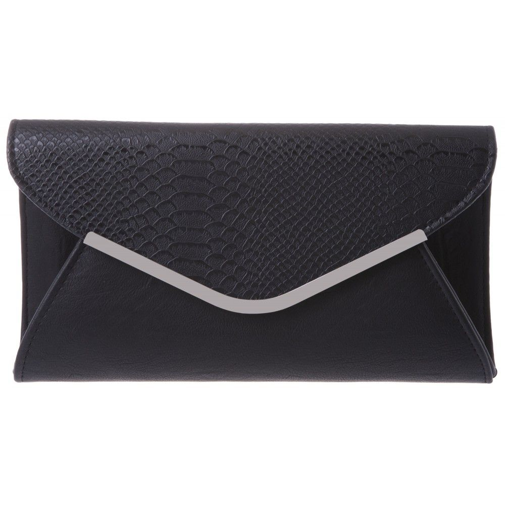 74f6ff097a Tali Envelope Clutch in BLACK #31463 - colette by colette hayman ...