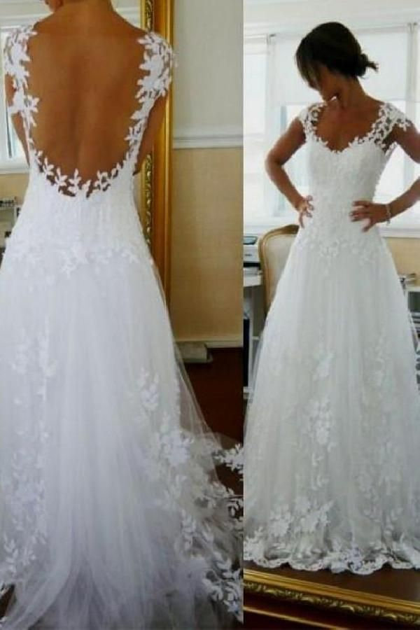 White Lace Party Dresses #WhiteLacePartyDresses, Lace ...