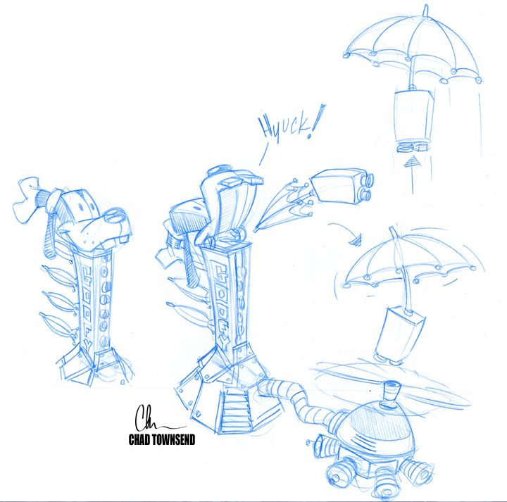 Epic Mickey 2 Prop Design 05 by ChadTHX1138 on deviantART - property damage release form