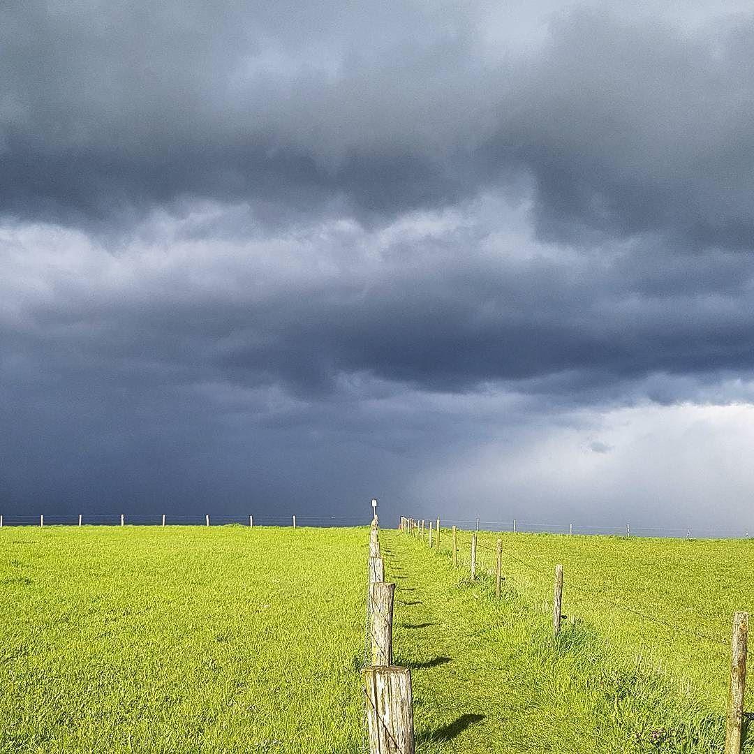 Threatening skies by pcoolen