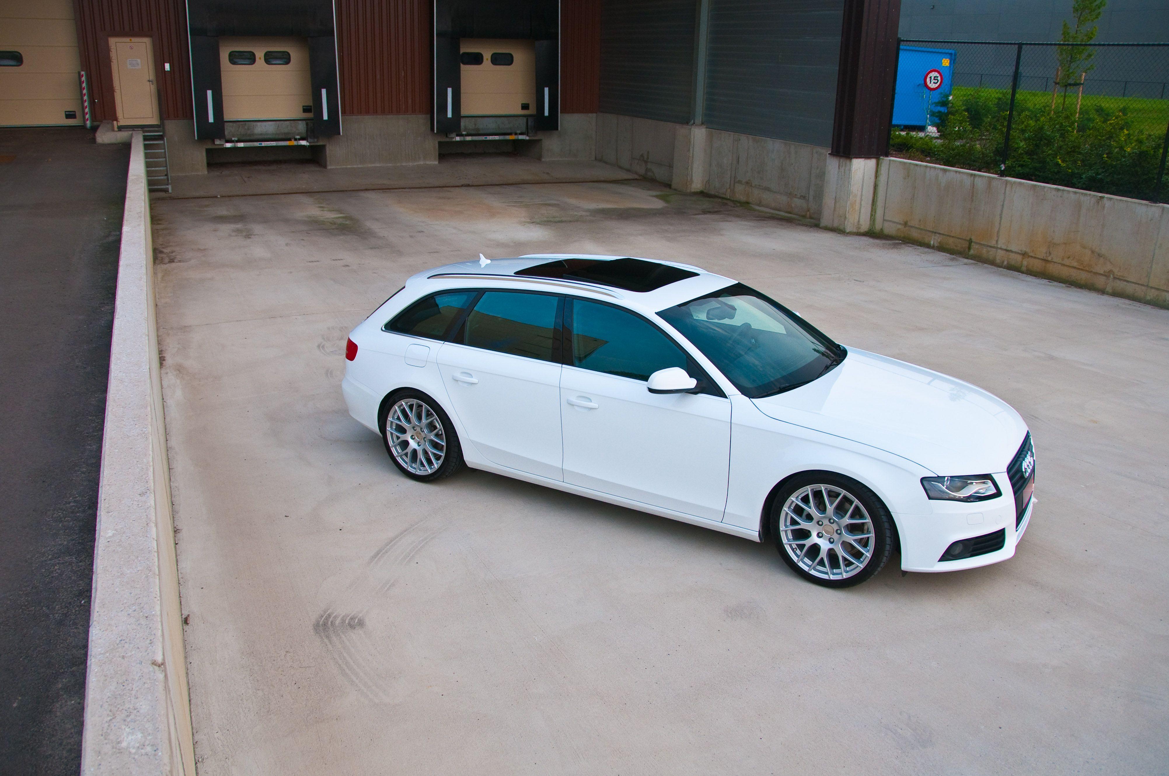 Audi A4 Avant 2 0 Tdi Coil Over Kw V1 Basic 8 5 X 19 Et 40