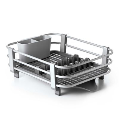 Bed Bath Beyond Dish Rack.Oxo Good Grips Aluminum Dish Rack Bed Bath Beyond For