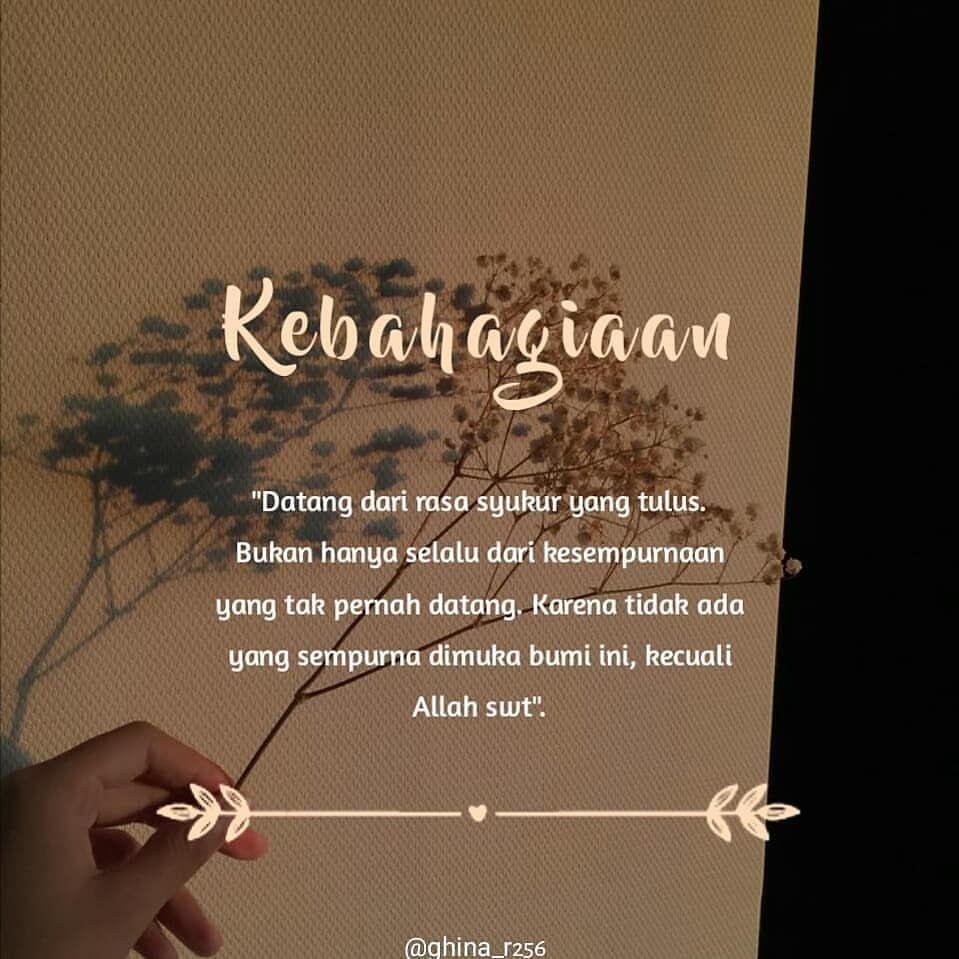 Instagram Hijrah Cinta Di Instagram Bismillah Walau