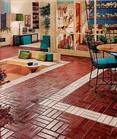 Sunken Living Room 70u0027s   Google Search