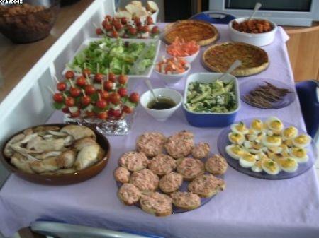Mon Buffet D Anniversaire Recette Buffet Froid Anniversaire Recette Apero Dinatoire Facile Alimentation