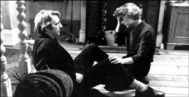 """Truly, Madly, Deeply"" (1990) is a British fantasy drama, with Juliet Stevenson and Alan Rickman. A movie about the grief of loss, about love, that kind of love that is capable of doing everything."