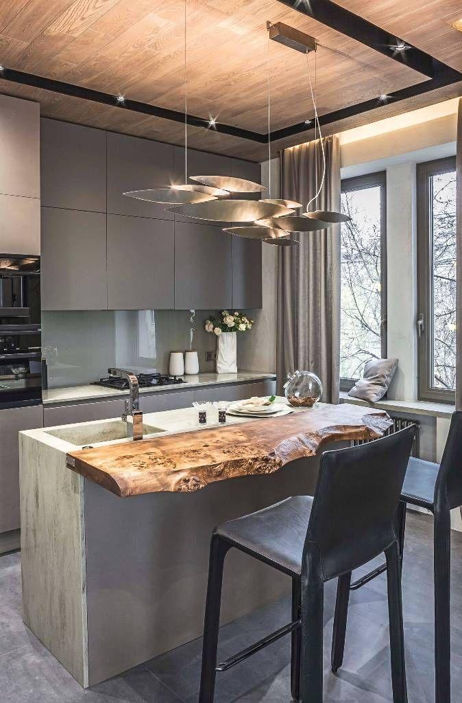 So ändern Sie den Vibe Ihrer Küche, indem Sie neue Arbeitsplatten