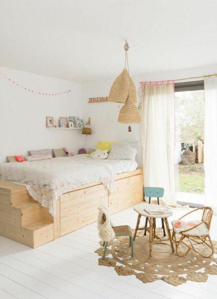 o trouver votre lit avec tiroir de rangement plancher en bois blanc lit avec tiroir et. Black Bedroom Furniture Sets. Home Design Ideas