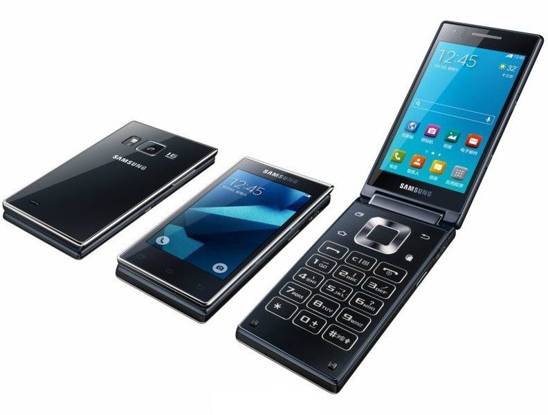 Samsung Unveils G9198 The Dual Screen Android Flip Phone