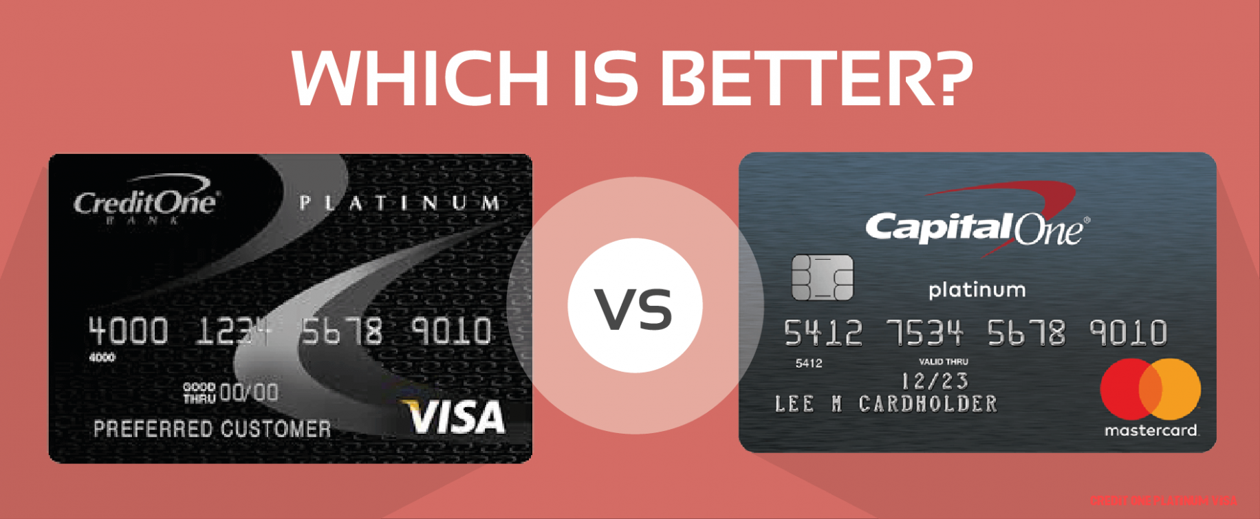 Seven Common Misconceptions About Credit One Platinum Visa