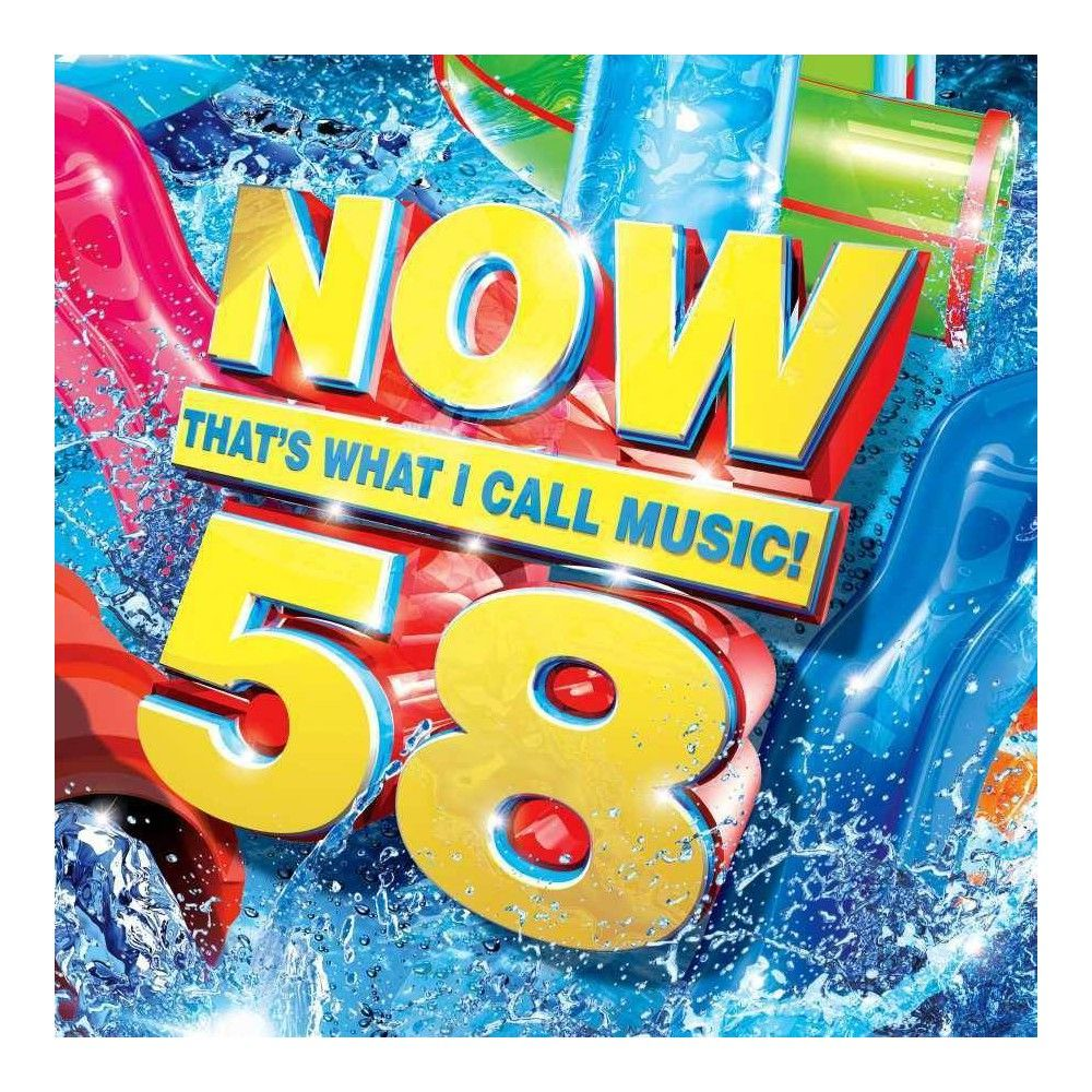 Various Artists - Now 58 (CD)