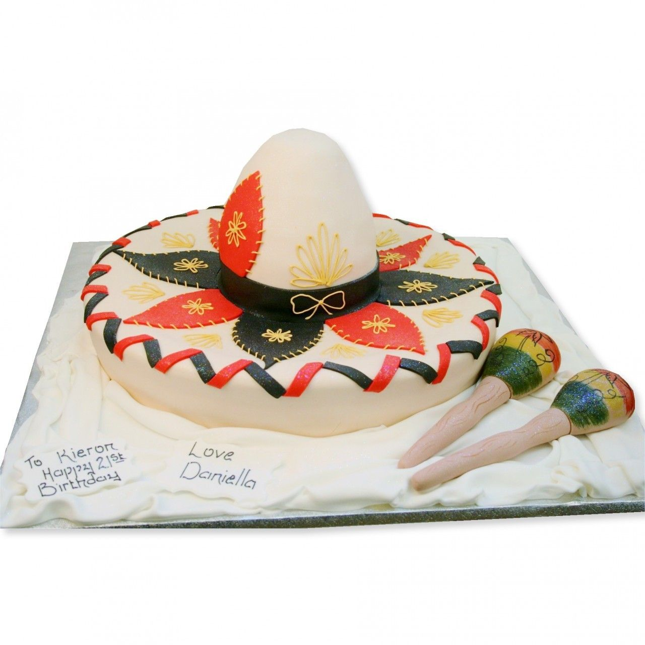 Sombrero Cake Freshly Made Delicious And Delivered cakes