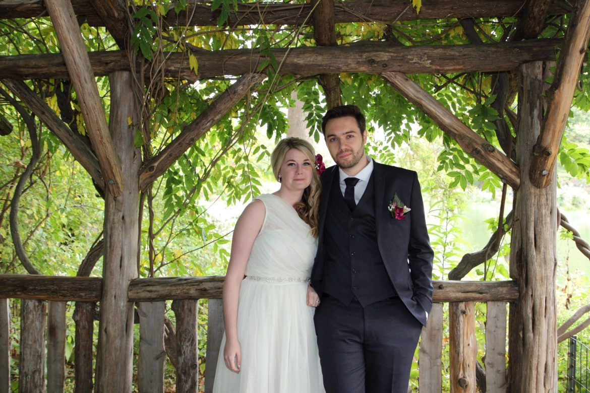 Wed In Central Park New York Wedding Planner Gets Co Uk