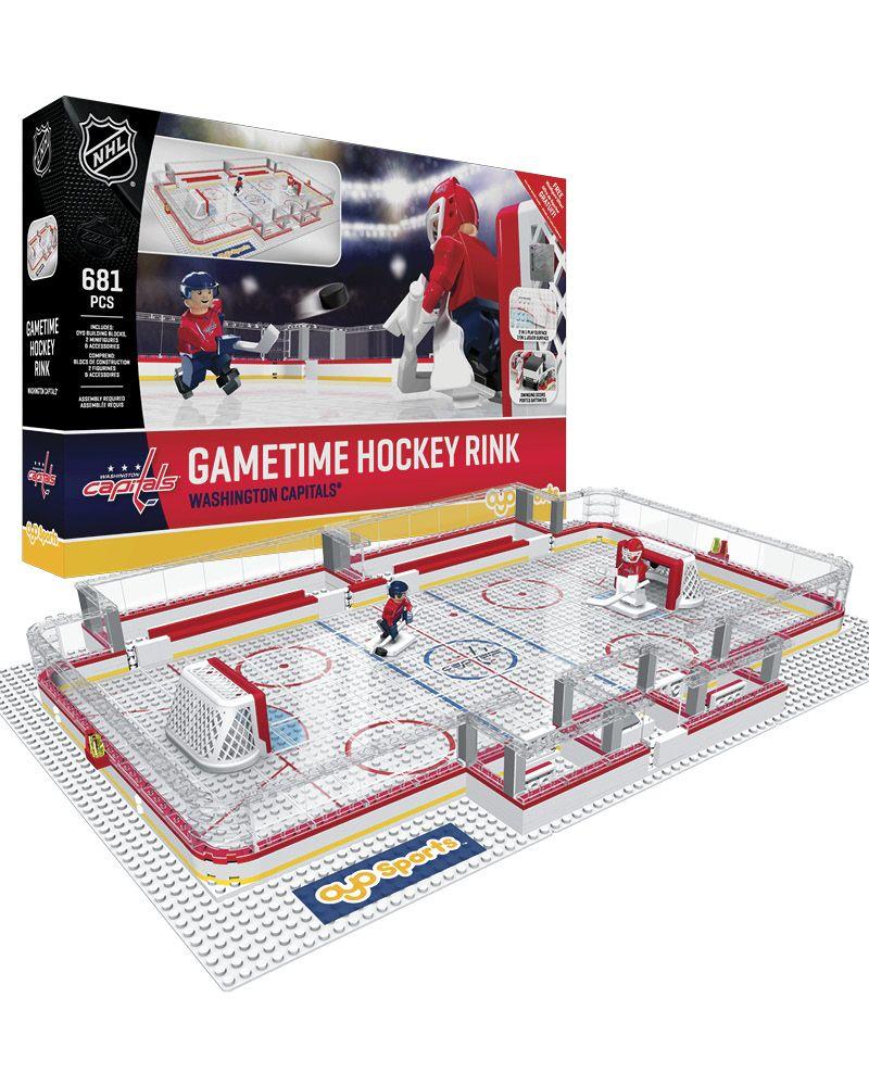 Gametime Rink Washington Capitals Nhl Game Time Pittsburgh Penguins