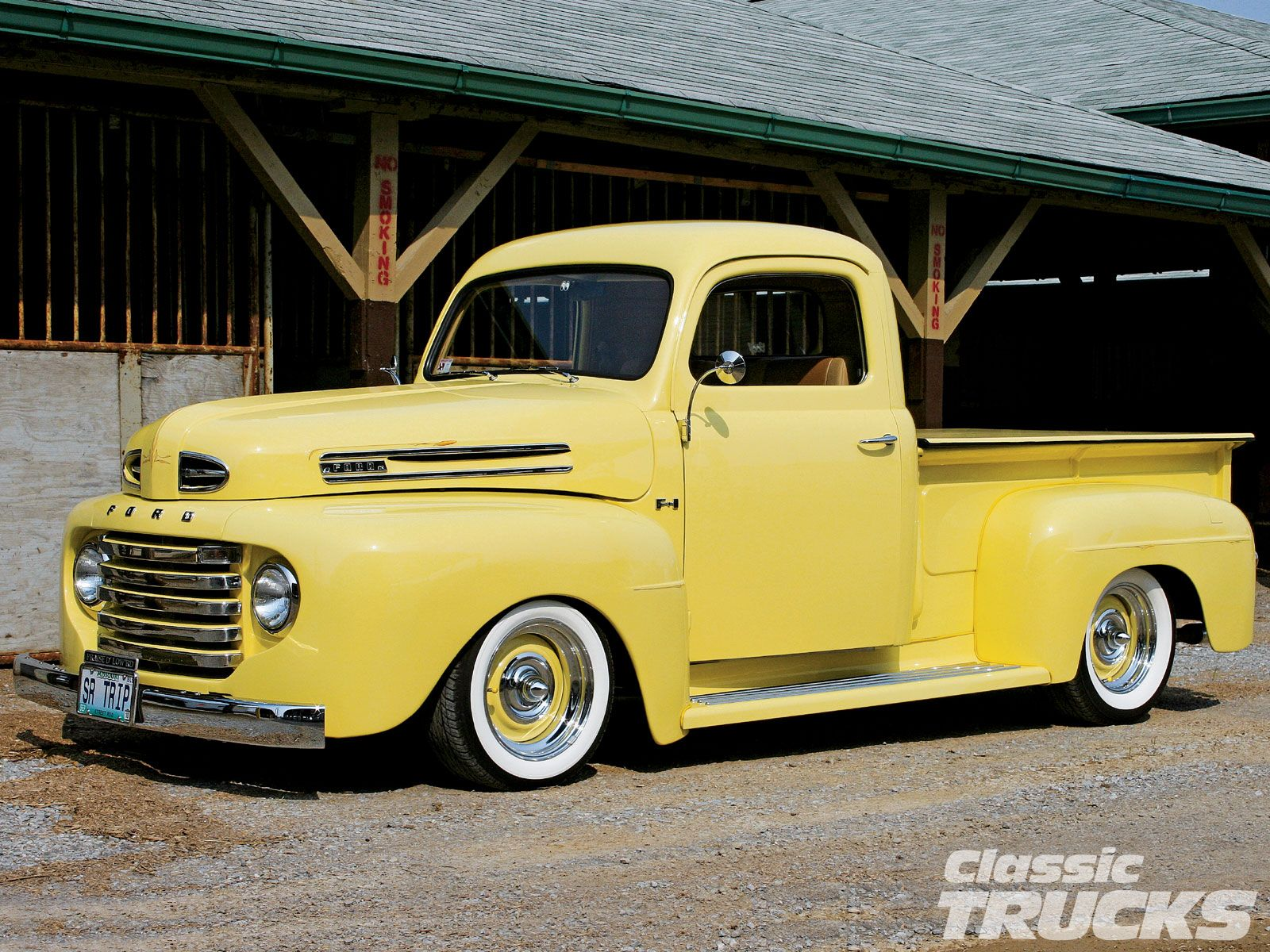 Images for 1948 ford truck interior
