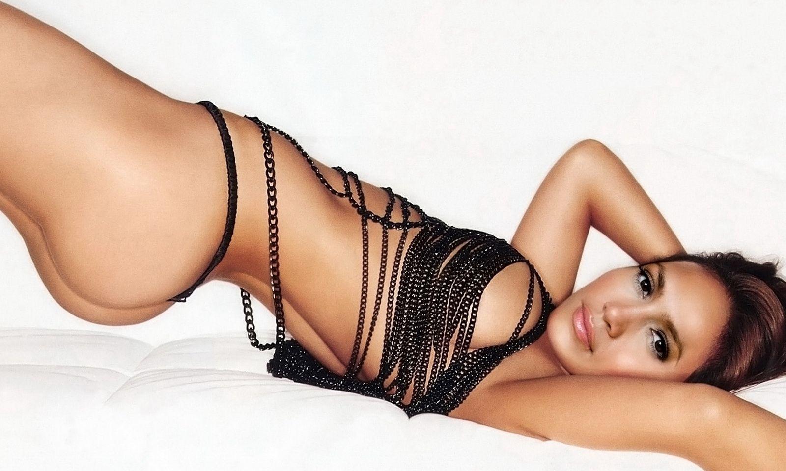 Latin celebrity jennifer lopez fucked in her big ass