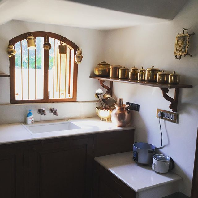 Sajavat A Traditional Home In The Heart Of Vijayawada House Design Kitchen Indian Home Design House Interior Decor
