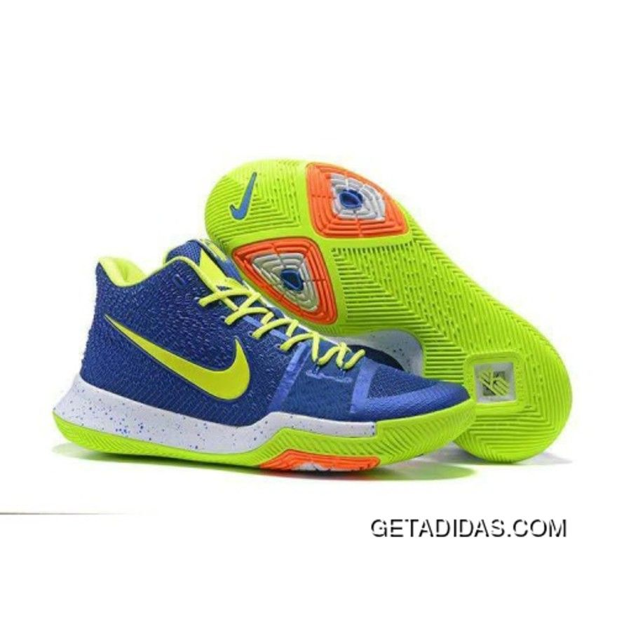 competitive price 79161 7aa6a buy nike basketball sko herre kyrie 3 hvite blå 393 15083temperamentbillig  norge dd603 c3860  authentic getadidas new nike kyrie 06742 88f10