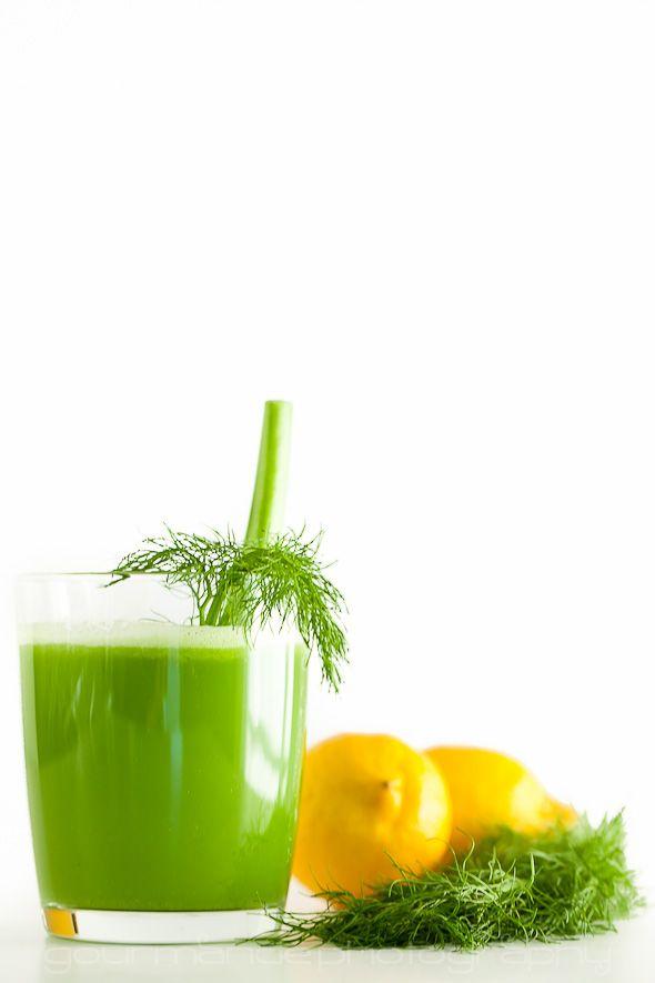 Green lemonade! Healthy Juice via @gourmadeinthek