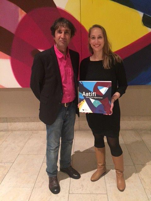 Gewinnspiel Aatifi News From Afghanistan Gewinnspiel Islamische Kunst Museum