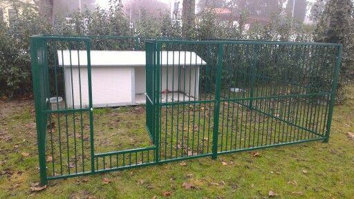 Recinti su misura per animali cucce per cani coibentate - Recinti per giardino ...