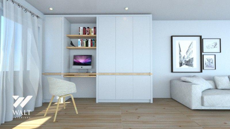 Kast En Bureau : Kast bureau interieur living room ideas bureaus