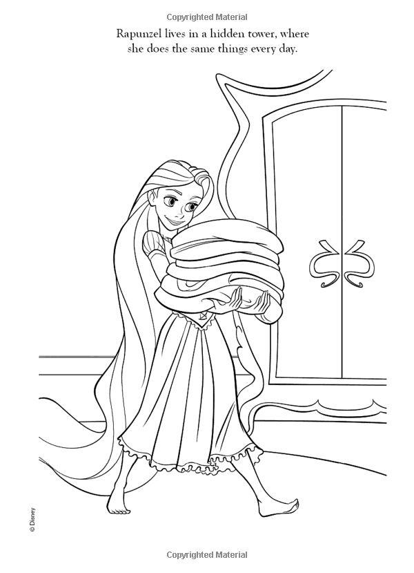Tangled Rapunzel 11 By Vampireisabel On Deviantart Disney Coloring