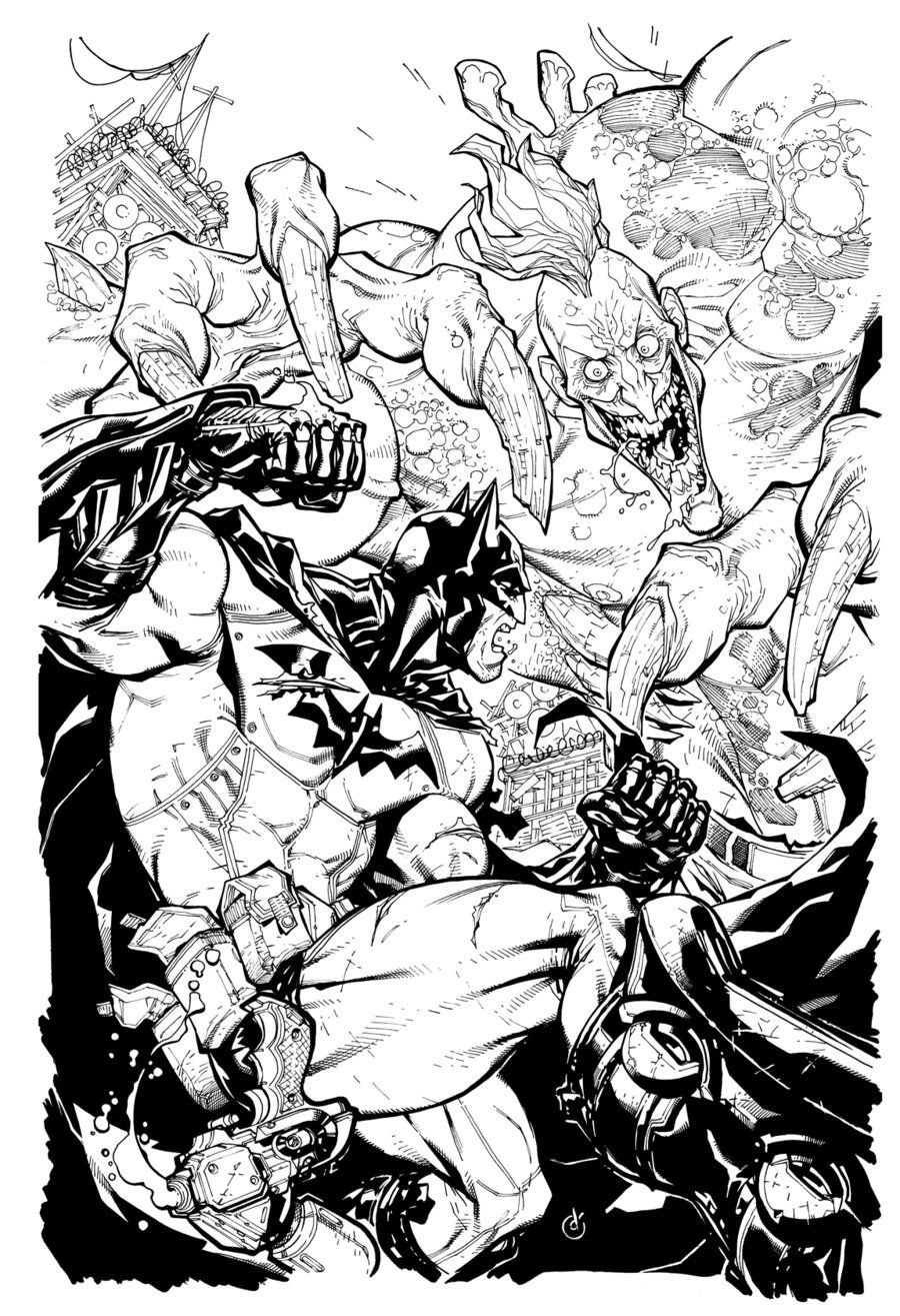 Coloring Pages Batman Arkham Asylum Coloring Pages 1000 images about chuckdee on pinterest batman batmobile and robin