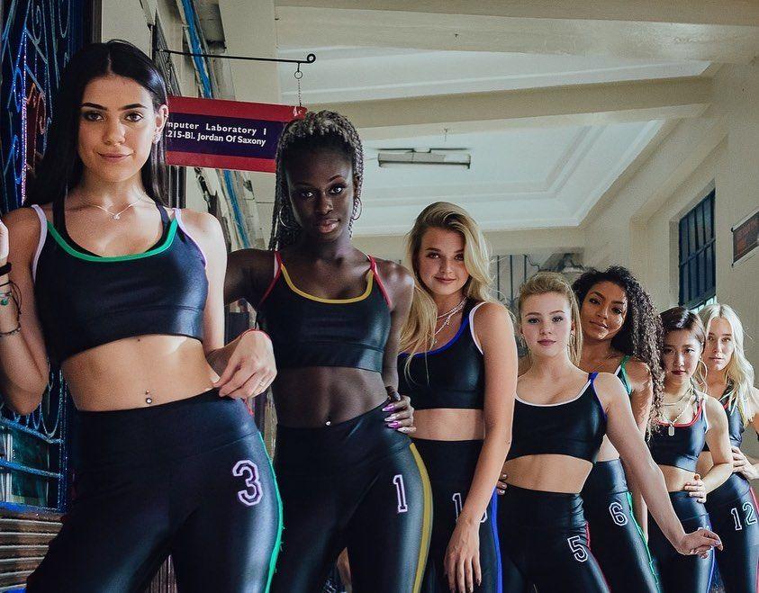 Pin De Biah Cardoso Em Now Unide Em 2020 Garotas
