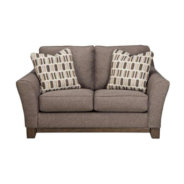 Superb Janley   Slate   Loveseat By Signature Design By Ashley. Get Your Janley    Slate   Loveseat At Furniture Factory Outlet, Warsaw IN Furniture Store.