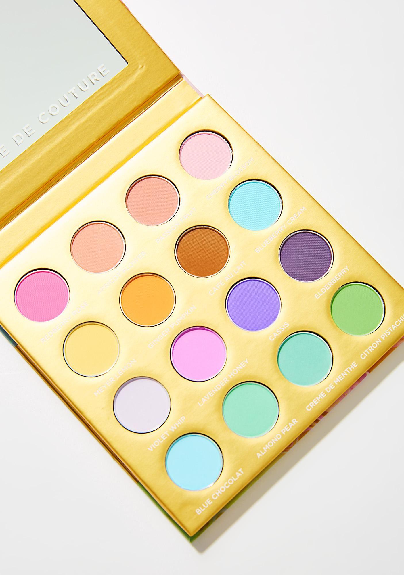 Crème de Couture Pressed Color Palette Color palette