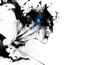 モノクロ バットマンの壁紙 壁紙キングダム Pc デスクトップ版