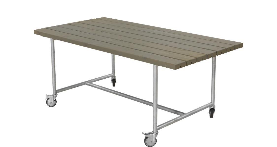 Urban Picnic - 185971-18 - Urban Picnic Plankebord 177cm
